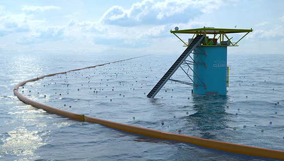 The Ocean Clean up – The success story of 20-year-old Boyan Slat
